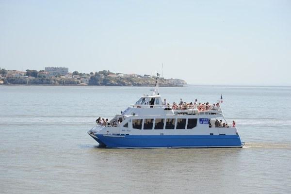 promenade bateau royan