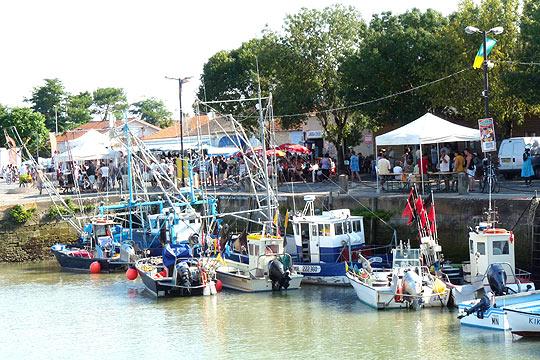 Estuaire gironde ports - Port de meschers ...