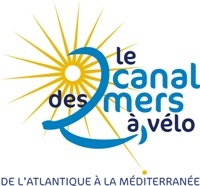 Logo Canal des 2 mers velo